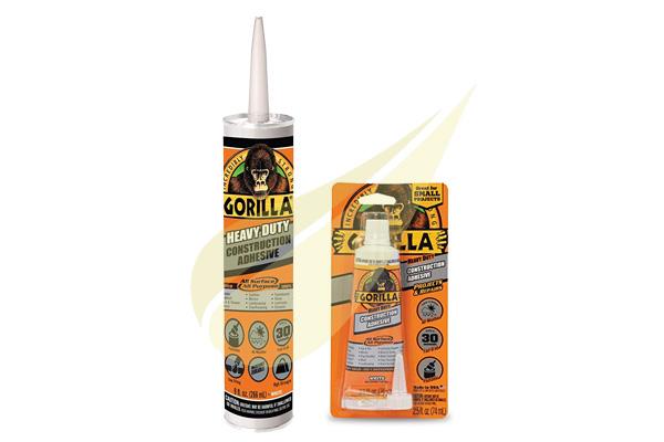 Ragasztástechnika Webáruház - GORILLA GLUE Gorilla Construction építési ragasztó