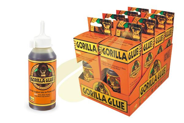 Ragasztástechnika Webáruház - GORILLA GLUE Gorilla Glue poliuretán ragasztó
