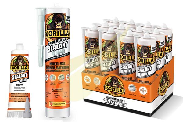 Ragasztástechnika Webáruház - GORILLA GLUE Gorilla Sealant szilikon