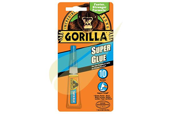Ragasztástechnika Webáruház - GORILLA GLUE Super Glue pillanatragasztó