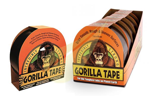 Ragasztástechnika Webáruház - GORILLA GLUE Gorilla Tape ragasztószalag