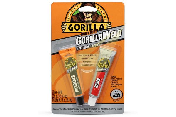 Ragasztástechnika Webáruház - GORILLA GLUE Gorilla Weld 10min kétkomponensű ragasztó