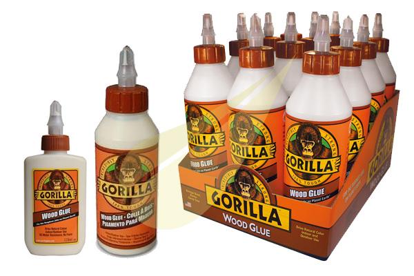 Ragasztástechnika Webáruház - GORILLA GLUE Gorilla Wood faragasztó