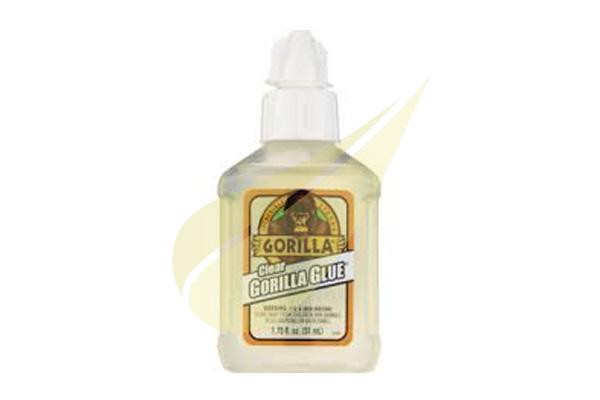 Gorilla Glue Clear 50ml kristálytiszta ragasztó