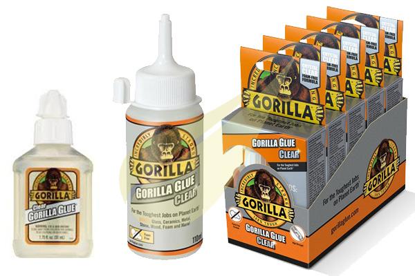 Ragasztó Webáruház - GORILLA GLUE Gorilla Glue Clear kristálytiszta ragasztó