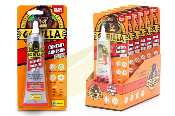 Ragasztó Webáruház - GORILLA GLUE Gorilla Contact általános ragasztó