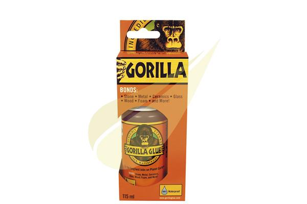 Gorilla Glue 115ml poliuretán ragasztó