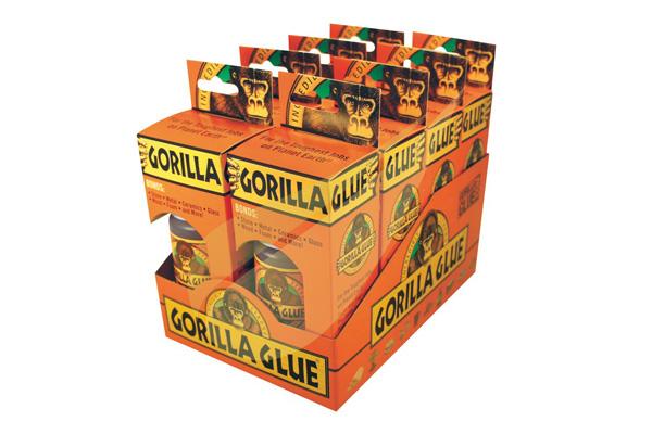Gorilla Glue 115ml 8db poliuretán ragasztó