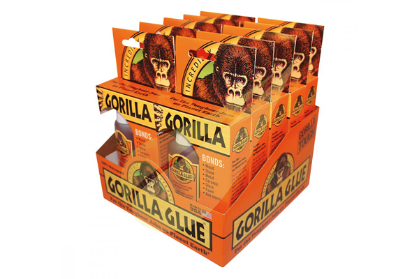 Gorilla Glue 60ml 10db poliuretán ragasztó