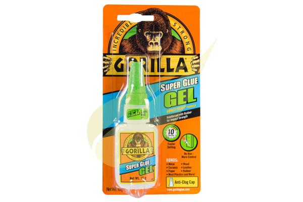 Super Glue Gél 15g pillanatragasztó