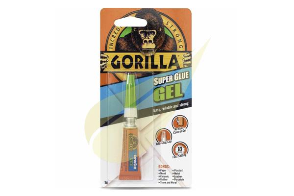 Super Glue Gél 3g pillanatragasztó